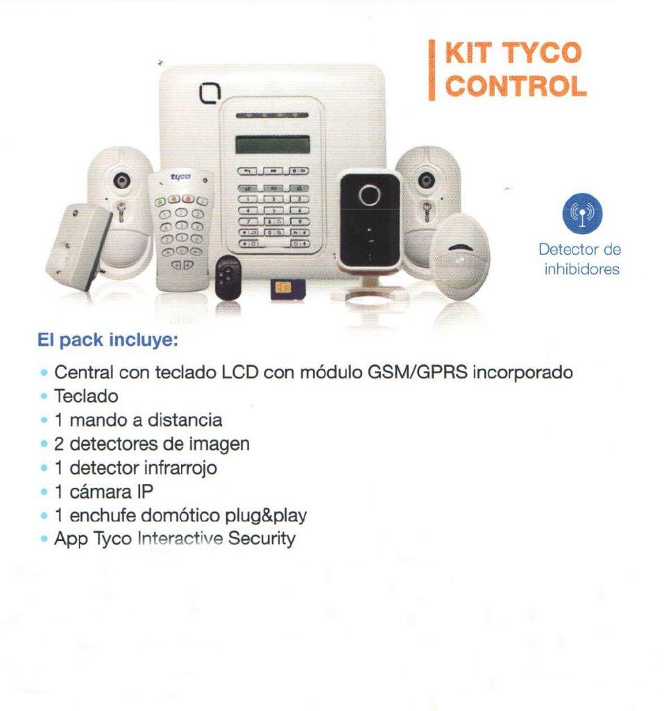 kit tyco control
