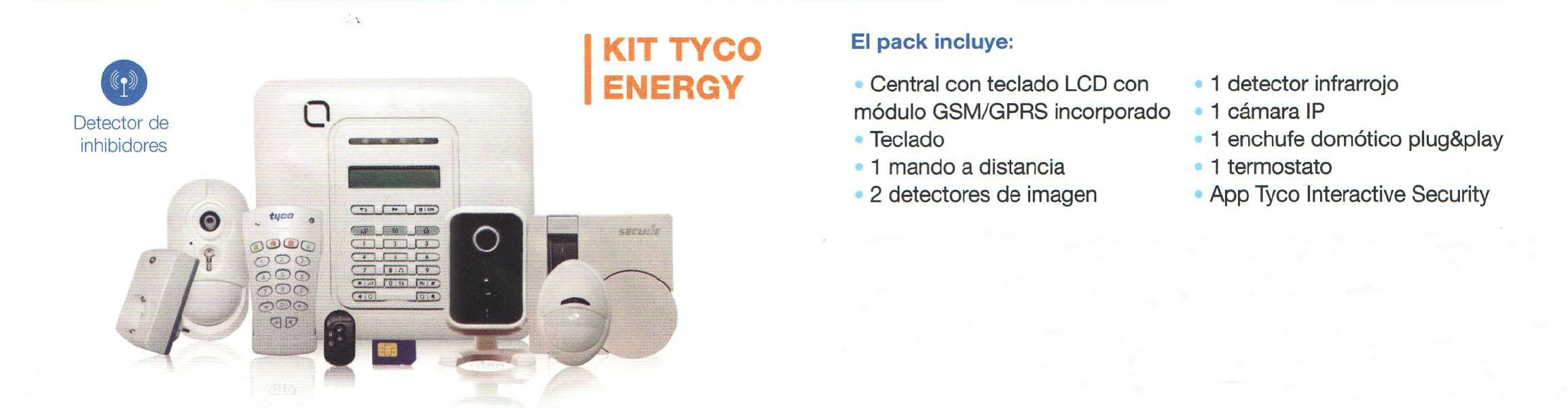 kit tyco energy